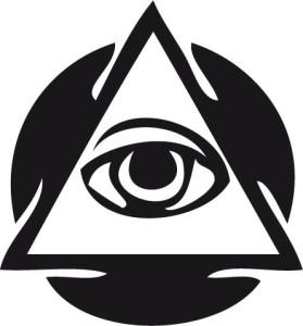 Символ - всевидящее око