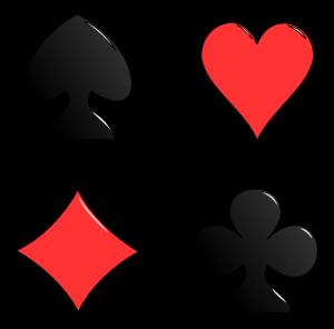 Все масти игральных карт