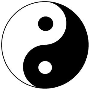 Символ Инь Ян