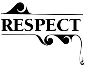 Значение слова Respect