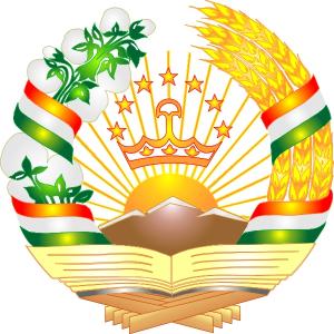 фото герба таджикистана