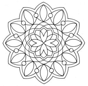 мандала, как символ