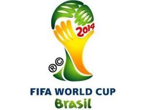логотип чемпионата мира по футболу в Бразилии