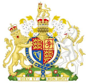 описание герба Великобритании