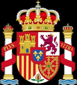 Описание испанского герба