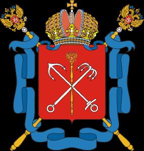 описание герба Санкт-Петербурга