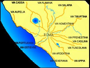 Италия почему все дороги ведут в Рим