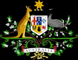 изображение герба Австралии