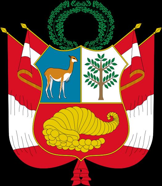 описание элементов герба Перу