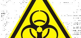 описание знака биологической опасности