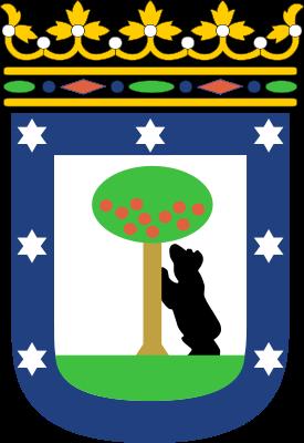 Герб столицы Испании - Мадрида