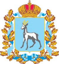 Изображение герба Самарской области