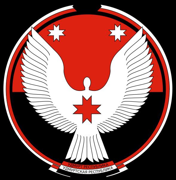 Описание герба УР
