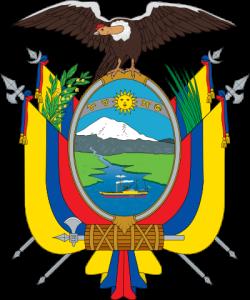 изображение герба Эквадора