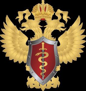 изображение эмблемы ФСКН