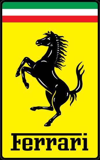 описание логотипа Феррари