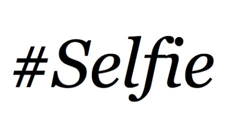 значение слова селфи