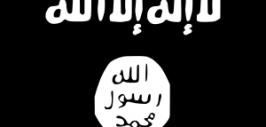 Флаг группировки, используемый боевиками