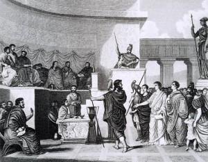 Римский сенат