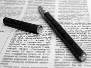 Рерайтинг - работа с текстом