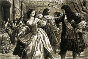 Менуэт - танец королей