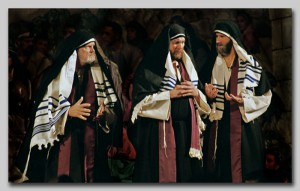 "Фарисеи значит ""отделившиеся"""