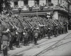 Армия генерала Франко