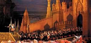 В опере перемешаны события 1682 и 1689 годов