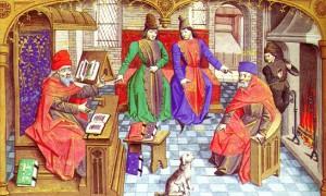 Средневековые интеллектуалы