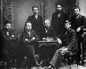 Первые коммунисты России