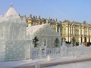 Таким был Ледяной дом
