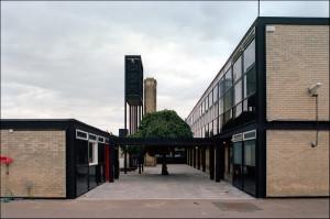 Школа в  Ханстентоне