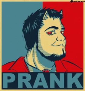 Пранк: что-то от дьявола