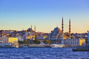 Стамбул-Константинополь - столица Турции и Османской империи