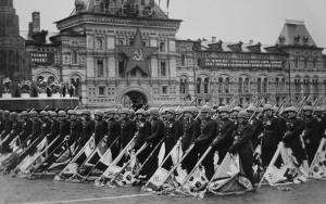 Апофеоз войны - парад победы