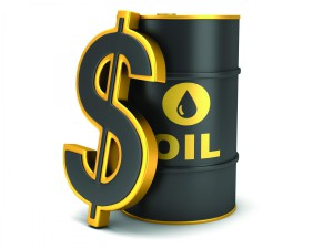 Баррель - это нефть. Нефть - это доллары