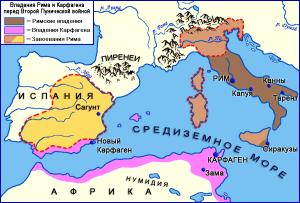 Рим и Карфаген