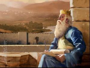 Всё суета сует - вздохнул царь Соломон