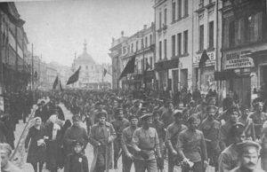Революция в России - это всегда народное движение