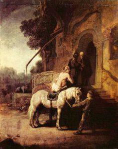 Рембрандт. 1633 год