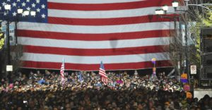 Выборы президента США - значительное событие