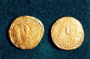 Монета Золотник, (который дорог)