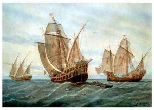 Каравеллы Колумба