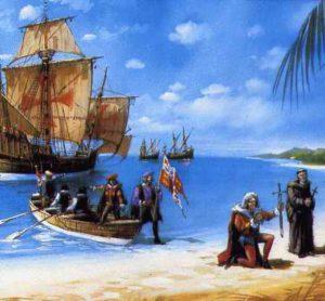 Открытие Америки Колумбом
